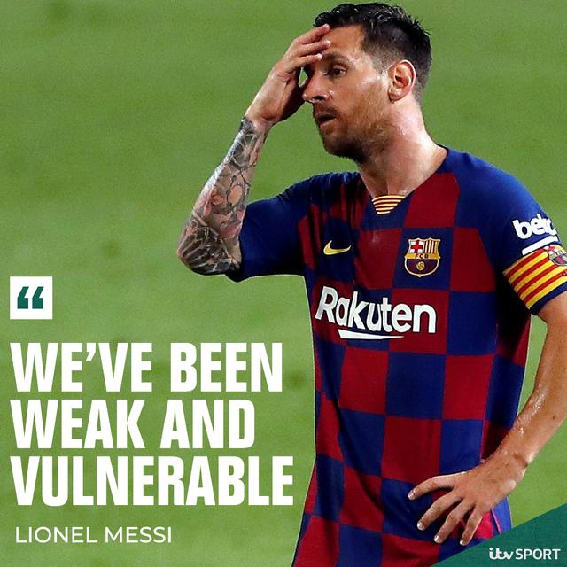 Messi mệt mỏi, chán chường và dấu chấm hết của Barcelona? - 3