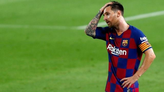 Messi mệt mỏi, chán chường và dấu chấm hết của Barcelona? - 1