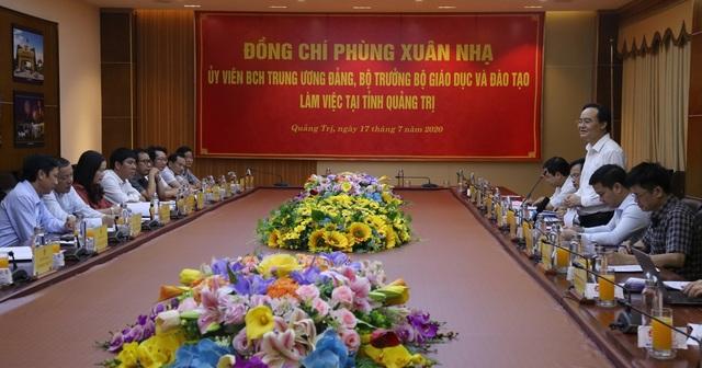 Quảng Trị:  Gần 8.000 thí sinh đăng ký dự kỳ thi  tốt nghiệp THPT 2020 - 1