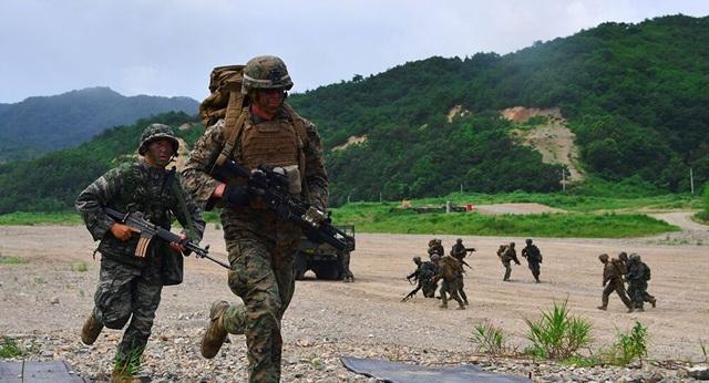 Sau Đức, Mỹ lên kế hoạch rút quân khỏi Hàn Quốc - 1
