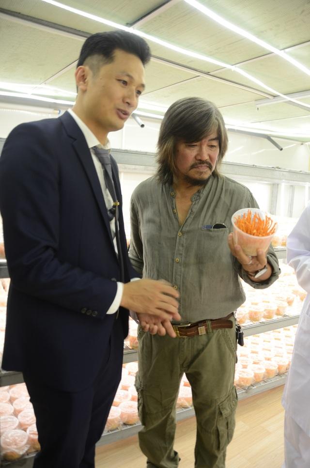 Thương hiệu đông trùng hạ thảo Việt Nam đạt chứng nhận FDA Hoa Kỳ - 5