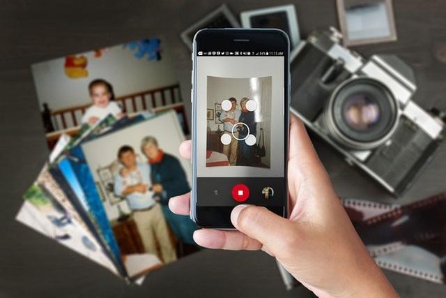 """Những ứng dụng biến smartphone thành máy scan để """"số hóa"""" ảnh, tài liệu - 2"""