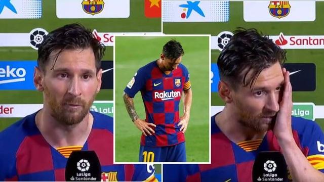 Messi mệt mỏi, chán chường và dấu chấm hết của Barcelona? - 2