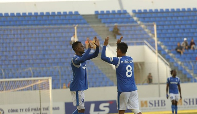 Ngoại binh lập công, Than Quảng Ninh lần đầu thắng ở sân Hoà Xuân - 2