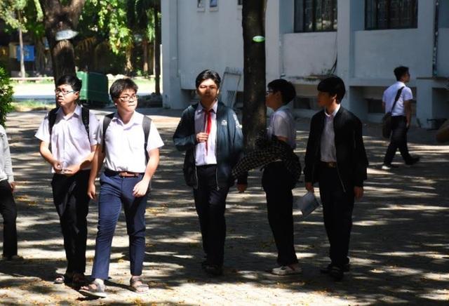 Hôm nay, hơn 13 nghìn thí sinh Đà Nẵng thi vào lớp 10 công lập - 1