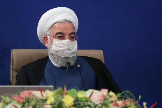 Tổng thống Iran nói 25 triệu dân mắc Covid-19 - 1