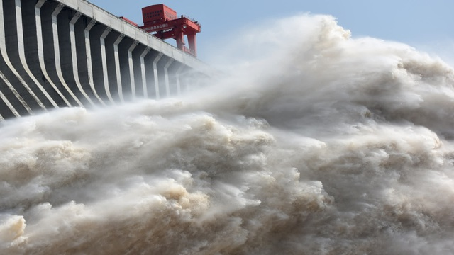 Trung Quốc cảnh báo lũ lớn hơn ở hạ nguồn đập Tam Hiệp - 1