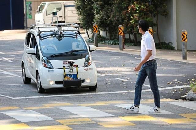 Singapore là nước chịu khó ứng dụng công nghệ lái tự động nhất thế giới - 1