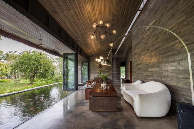 Nhà vườn có hồ cá Koi đẳng cấp ở ngoại thành của vị doanh nhân Sài Gòn - 5