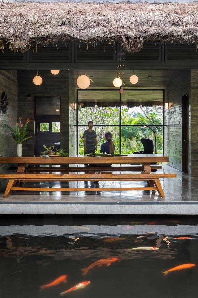 Nhà vườn có hồ cá Koi đẳng cấp ở ngoại thành của vị doanh nhân Sài Gòn - 2