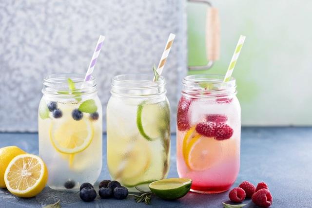 Nắng nóng - có nên uống nhiều hơn ăn? - 1