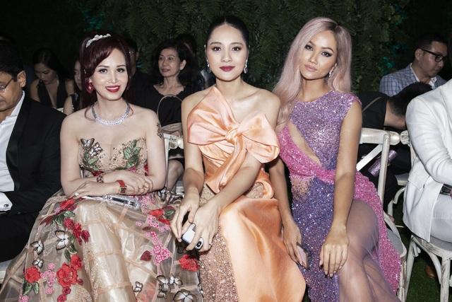 Nữ hoàng Bolero Lệ Quyên làm người mẫu cùng dàn Hoa hậu, Á hậu đình đám - 12