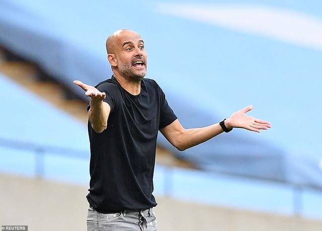 HLV Pep Guardiola nói gì sau thất bại trước Arsenal? - 1