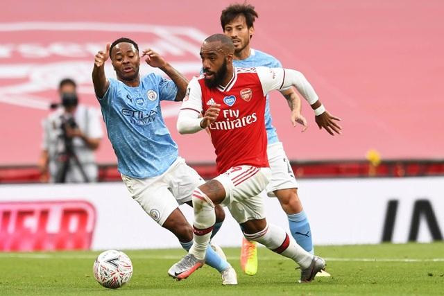 Nhìn lại chiến thắng ngọt ngào của Arsenal trước Man City - 3