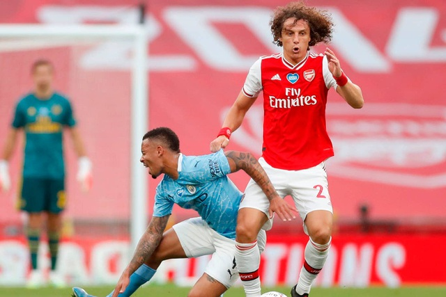 Nhìn lại chiến thắng ngọt ngào của Arsenal trước Man City - 4