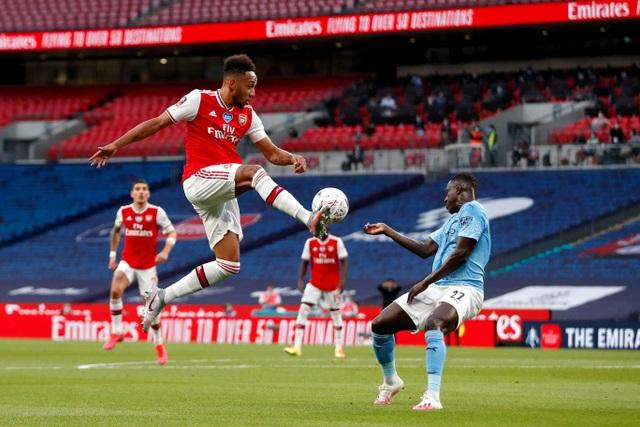 """Arsenal 2-0 Man City: """"Pháo thủ"""" vào chung kết FA Cup - 3"""