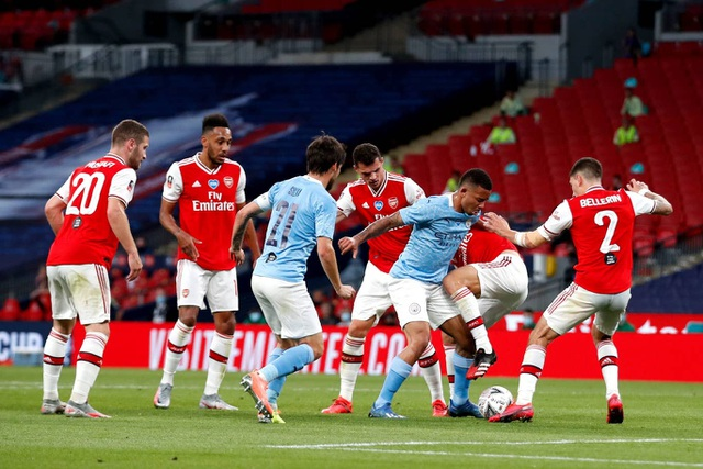 Nhìn lại chiến thắng ngọt ngào của Arsenal trước Man City - 12