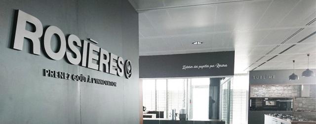 Hãng thiết bị bếp danh giá Rosières ra mắt kênh bán hàng mới - 1
