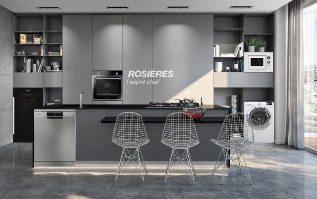 Hãng thiết bị bếp danh giá Rosières ra mắt kênh bán hàng mới - 3