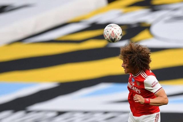 Nhìn lại chiến thắng ngọt ngào của Arsenal trước Man City - 14