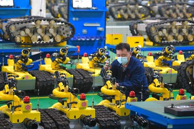 Nghi vấn Trung Quốc làm giả số liệu tăng trưởng GDP quý II - 1