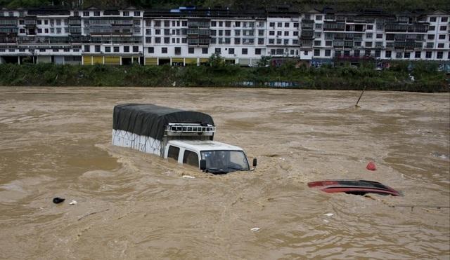 Vì sao Trung Quốc hứng chịu thảm họa lũ lụt nghiêm trọng trong năm nay? - 2