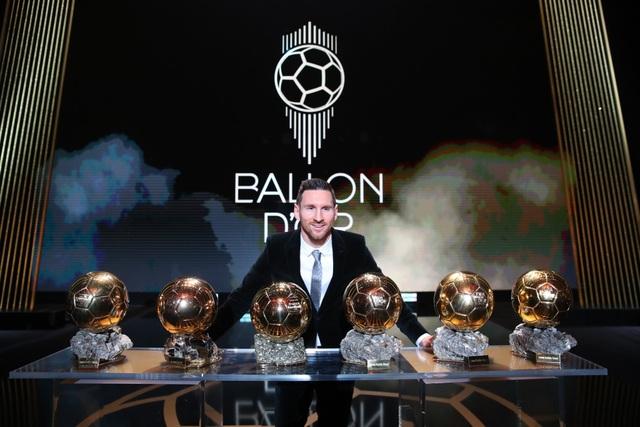 Messi, C.Ronaldo không còn cơ hội giành Quả bóng vàng 2020 - 1