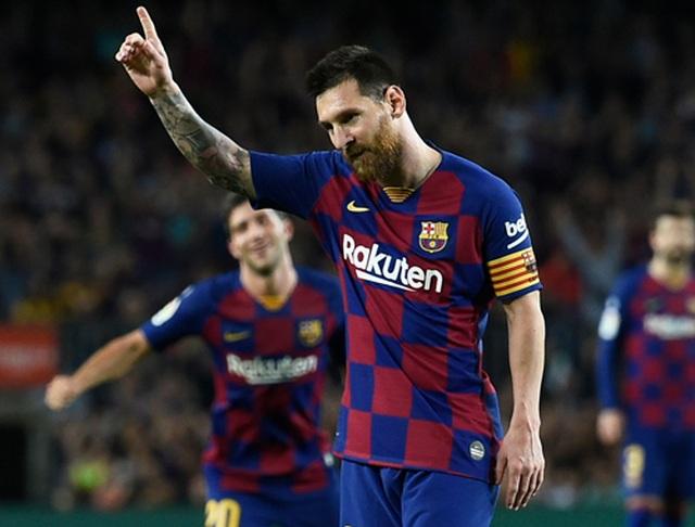 Messi lập hàng loạt kỷ lục ấn tượng trong ngày hạ màn La Liga - 1
