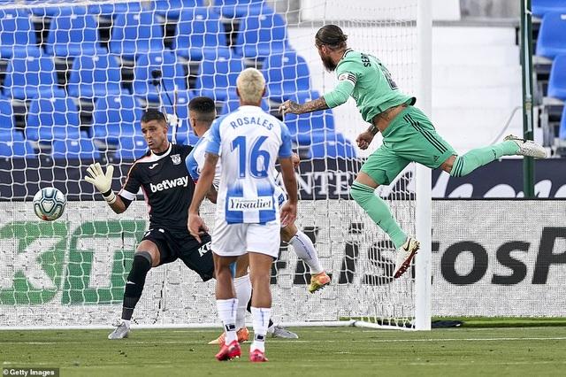 Real Madrid đứt mạch trận toàn thắng ở vòng cuối cùng La Liga - 3
