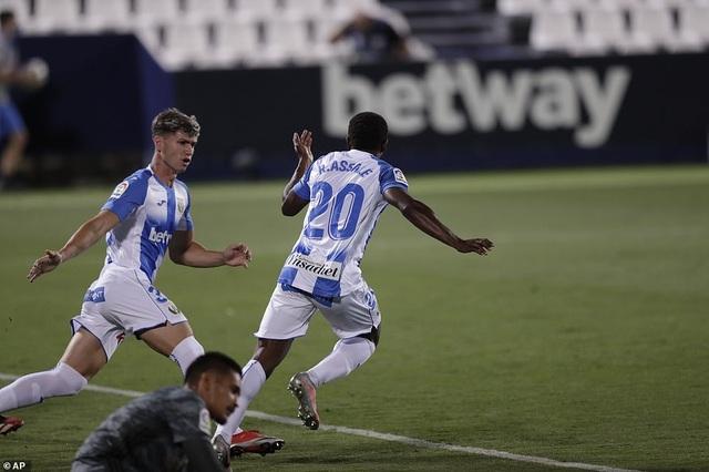 Real Madrid đứt mạch trận toàn thắng ở vòng cuối cùng La Liga - 6