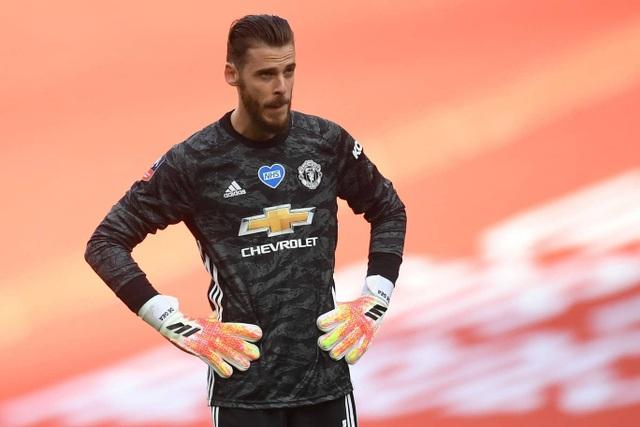 Man Utd 1-3 Chelsea: De Gea, Maguire liên tiếp mắc sai lầm - 7