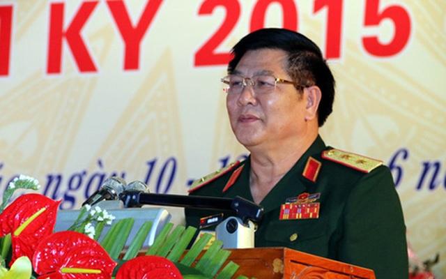Nguyên Tư lệnh quân khu 2 từng bán đất quốc phòng nhận kỷ luật - 1