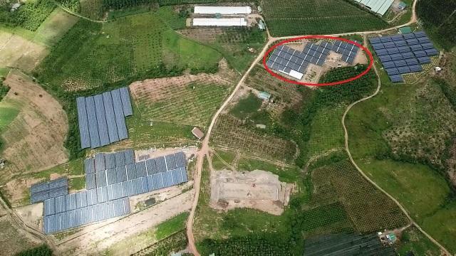Hàng loạt công trình điện mặt trời được đấu điện trái quy định tại Đắk Nông - 1