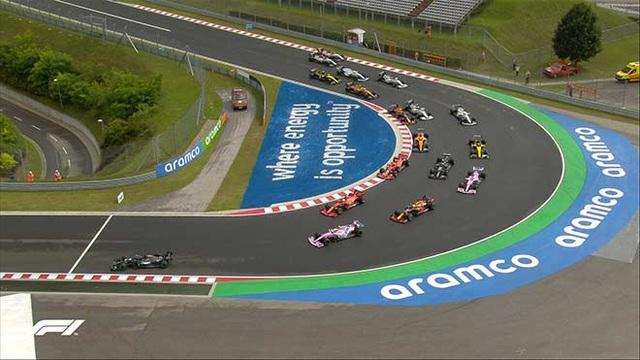 Lewis Hamilton cân bằng kỷ lục với huyền thoại Michael Schumacher - 5