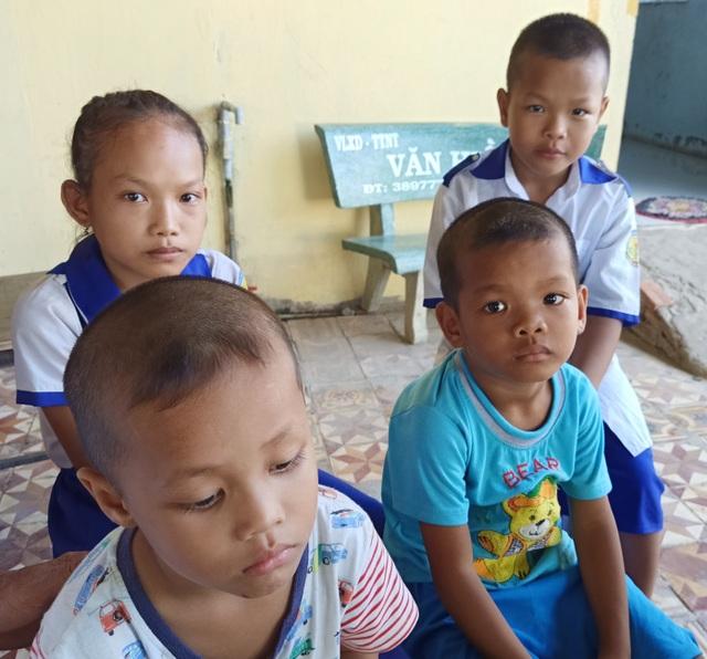 Bạn đọc Dân trí tiếp tục giúp đỡ 4 bé mồ côi - 3