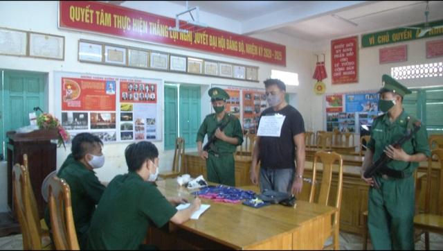 Tóm gọn đối tượng người Lào vận chuyển gần 8.000 viên ma túy vào Việt Nam - 2