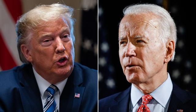 Tổng thống Trump nói ông Biden không đủ năng lực lãnh đạo - 1