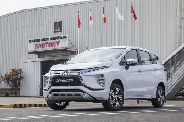 Mitsubishi Việt Nam triệu hồi Xpander và Outlander để thay thế bơm xăng - 1