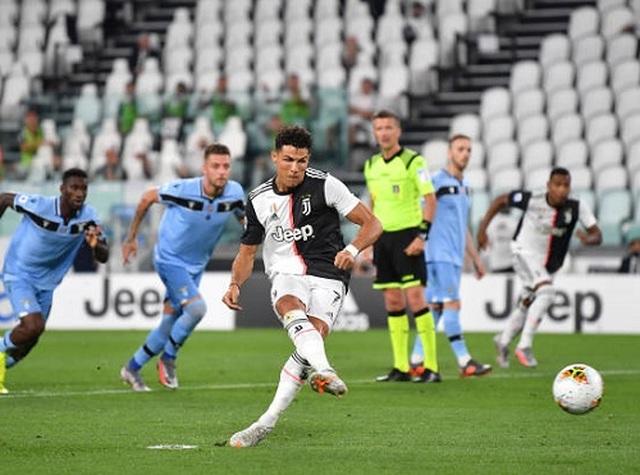 C.Ronaldo tỏa sáng rực rỡ, Juventus tiến rất gần tới chức vô địch Serie A - 2
