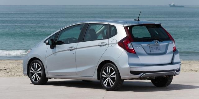 Honda dừng bán xe Fit / Jazz tại thị trường Mỹ - 1
