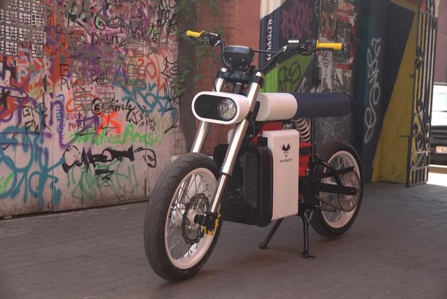 Xe máy điện Punch Moto - Đơn giản và khác lạ - 10