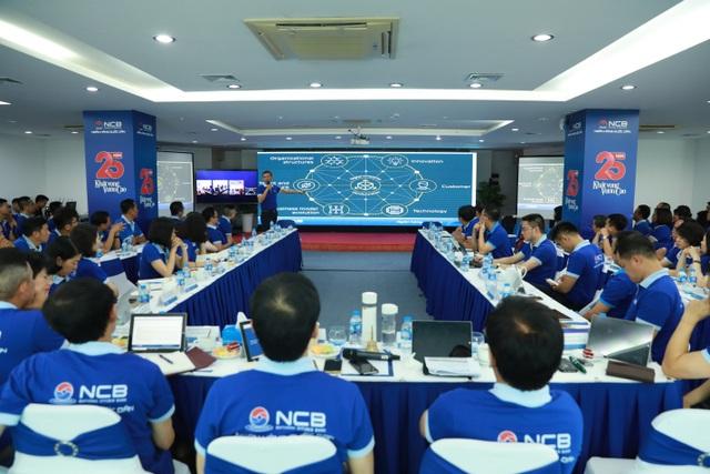 NCB tiếp tục duy trì tăng trưởng ổn định, bền vững - 1