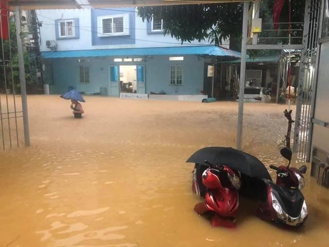 Hình ảnh lũ lụt hãi hùng, ô tô trôi bồng bềnh ở Hà Giang - 8