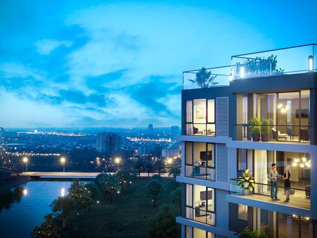Dự án căn hộ hạng sang thiết lập lại tiêu chuẩn an toàn cho thị trường bất động sản TP.HCM - 2