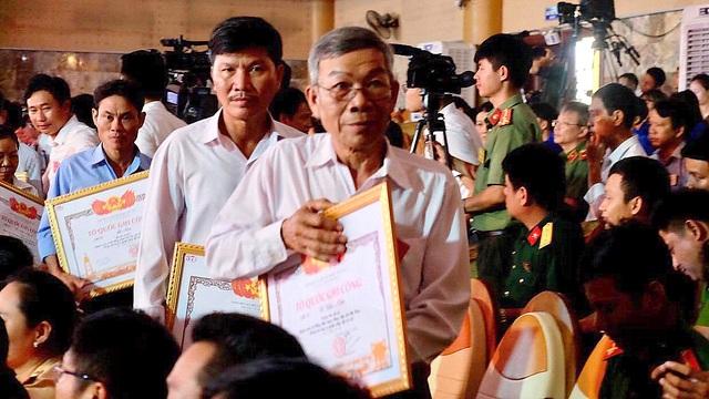 Truyền hình: Lễ trao 73 Bằng Tổ quốc ghi công tại Quảng Nam - 7