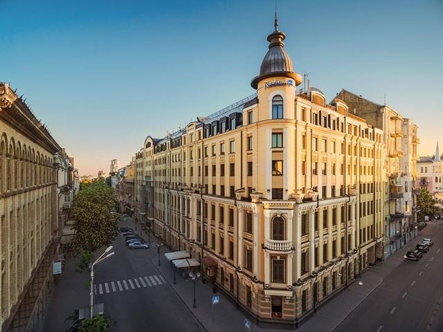 Khám phá các khách sạn đẳng cấp 5 sao của Radisson Blu trên thế giới - 2