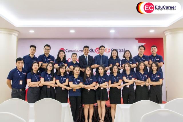 EduCareer - Hệ thống Du học Nghề và Việc làm Quốc tế toàn diện tại Việt Nam - 1