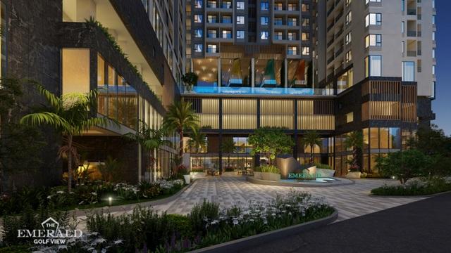 The Emerald Golf View - Giải toả cơn khát căn hộ cao cấp tại Bình Dương - 3