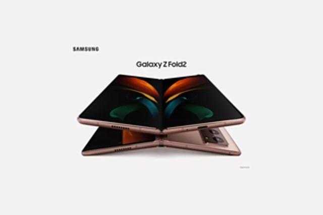 Smartphone màn hình gập thế hệ mới của Samsung lần đầu bị lộ ảnh - 1