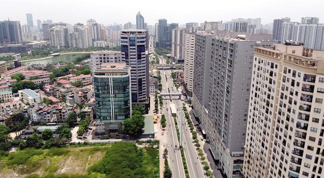 Hà Nội: Chung cư mọc lên, hạ tầng quá tải - 1